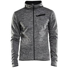 Craft Men's Eaze Jersey Hooded Jacket