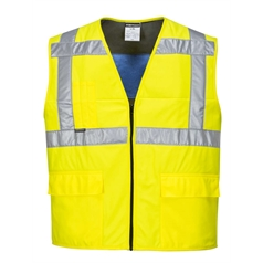 Portwest Adult's Hi-Vis Cooling Vest