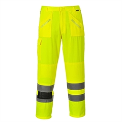 Portwest High Visibility Action Work Trousers