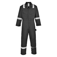 Portwest Iona Reflective Tape Coverall