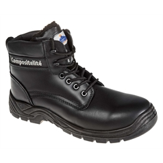 Portwest Compositelite Work Metal Free Insulated Fur Lined Thor Boot