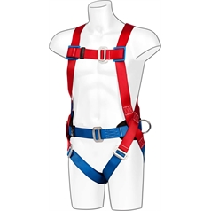 Portwest Fall Protection Ergonomic 2-Point Comfort Harness