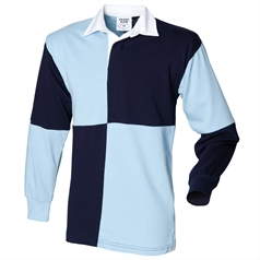 Front Row Men's Quartered Rugby Shirt