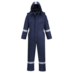 Portwest BizFlame Flame Resistant Winter Anti-Static Coverall