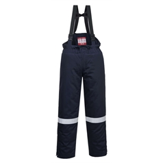 Portwest BizFlame Plus Flame Resistant Anti-Static Winter Salopettes