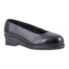 Portwest Steelite Women's Steel Toe Cap Court Shoe