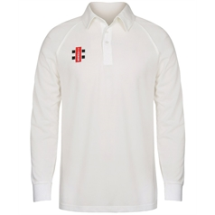 Gray-Nicolls Men's Matrix Long Sleeve Cricket Shirt