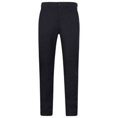 Henbury Men's Stretch Chinos With Flex Waistband