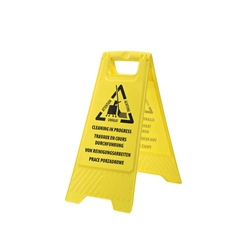 Portwest Cleaning In Progress Sign