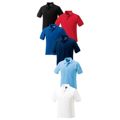 Jerzees Schoolgear Children's Hard Wearing Polo Shirt