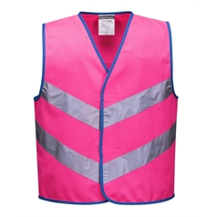 Portwest Children's Colour Bright Hi Vis Vest