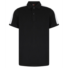 Finden Hales Kid's Contrast Panel Polo Shirt