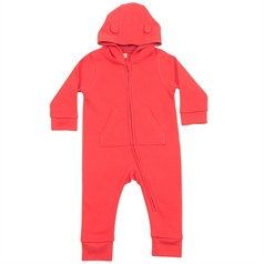 Larkwood Children's Hood With Ears Toddlers All-In-One Fleece
