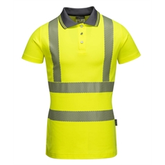 Portwest Women's Hi-Vis Pro Polo Shirt