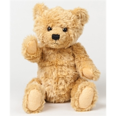 Mumbles Plush Fur Classic Jointed Teddy Bear