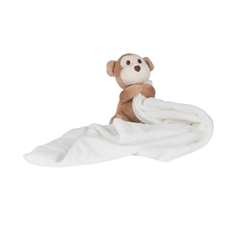 Mumbles Children's Monkey Comforter