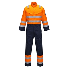 Portwest Men's Modaflame HVO Coverall