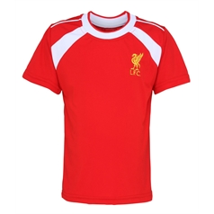 Official Football Merchandise Children's Liverpool T-Shirt