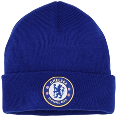 Official Footbal Merchandise Adult's Chelsea FC Core Beanie