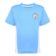 Official Football Merchandise Junior Manchester City FC T-shirt