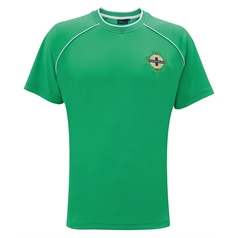 Official Football Merchandise Adult's Northern Ireland T-shirt
