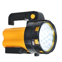 Portwest Lights 74 Lumen 19 LED Utility Torch
