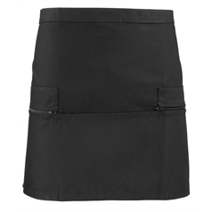 Premier Zip Pocket Waist Bar Apron