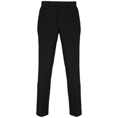 Premier Men's Tailored Fit Polyester Trousers