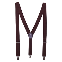 Premier Men's Clip-On Trouser Braces