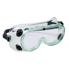 Portwest Eye Protection Chemical Goggle