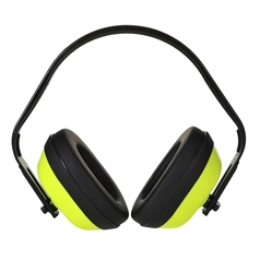 Portwest Safety High Visibility Classic Ear Protector