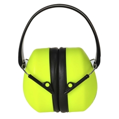Portwest Safety High Visibility Super Ear Protector
