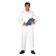 Portwest Fortis Plus Fabric Food Industry Coverall - 2201