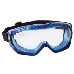 Portwest Safety Non Vented Premium Ultra Vista Safety Goggle