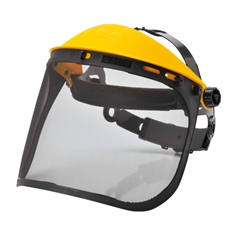 Portwest Eye Protection Browguard with Mesh Visor