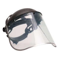 Portwest Eye Protection Face Shield Plus