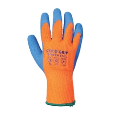 Portwest Crinkled Latex Finish Cold Grip Glove