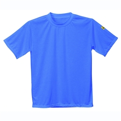 Portwest Adult's Anti-Static Conductive Material ESD T-Shirt