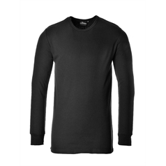 Portwest Men's Thermal Long Sleeve T-shirt