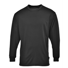 Portwest Men's Thermal Wicking Long Sleeve Baselayer Top