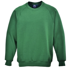 Portwest Men's Heavyweight Roma Work Sweatshirt