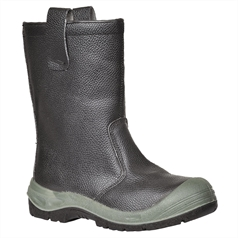 Portwest Steelite Work S1P Scuff Cap Rigger Boot