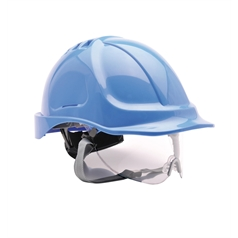 Portwest Head Protection Endurance Visor Helmet