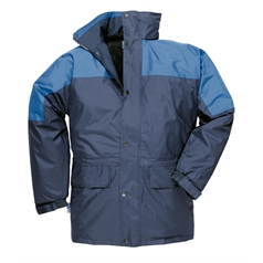 Portwest Padded Oban Fleece Lined Jacket