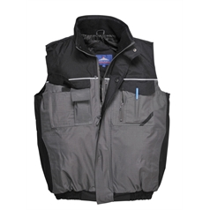 Portwest Ripstop Range RS Two-Tone Bodywarmer