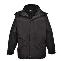 Portwest Waterproof Aviemore 3 in 1 Mens Jacket