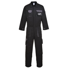 Portwest Texo Cotton Rich Contrast Coverall