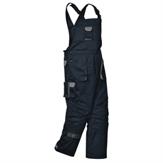 Portwest Texo Cotton Rich Lined Bib and Brace