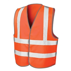 Result Core Adult's High Vis Motorway Vest