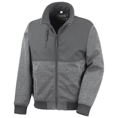 Result Work-Guard Men's Brink Stretch Sofshell Jacket